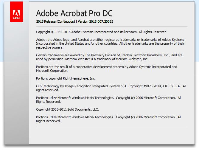 Keygen Adobe Acrobat Pro Dc Trial