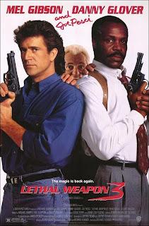 Arma letal 3 (Arma mortal 3) (Lethal weapon 3) (1992) Español Latino