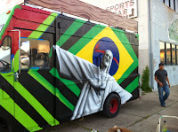Churrasco Truck Paint Job