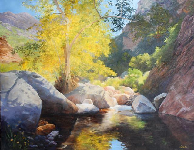 Meg Newberg Fine Art