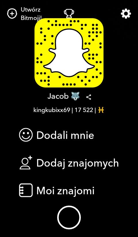 Snapchat ;)