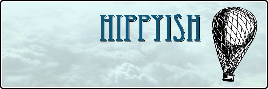 Hippyish