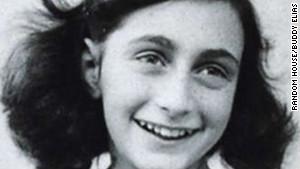 Justin Bieber, Anne Frank