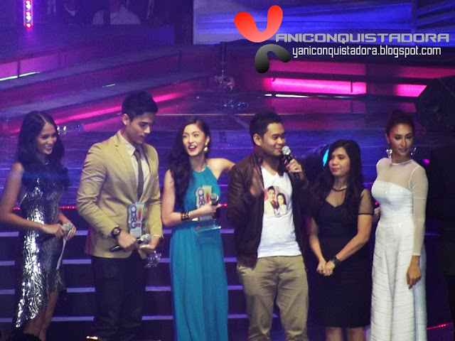 Yahoo! OMG! awards 2012