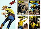 Cuatro reseñas de Tex