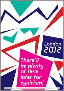 Good Olympic Host Poster