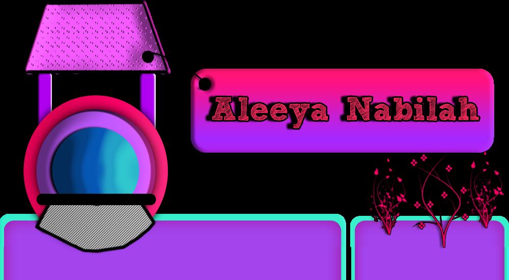ALEEYA NABILAH