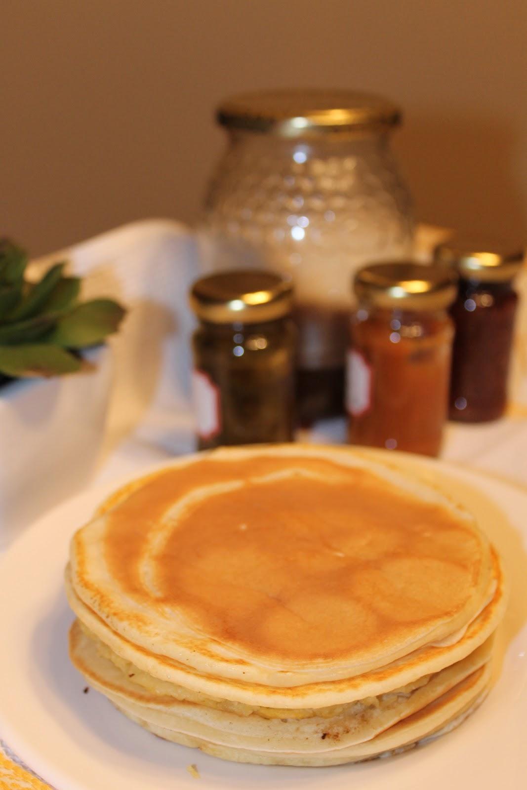 Uma pitada de sal duas de carinho panquecas do jamie for Cocina 5 ingredientes jamie oliver