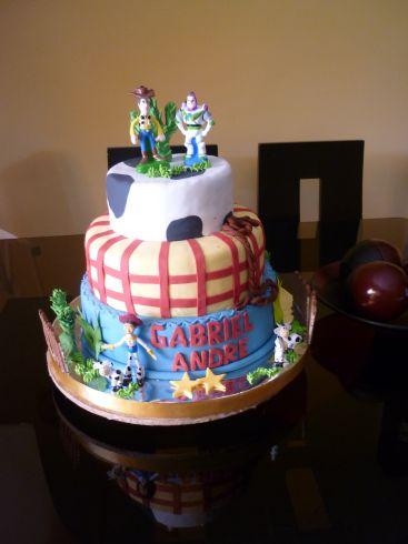 MuyAmeno.com: Tortas de Toy Story para Fiestas Infantiles