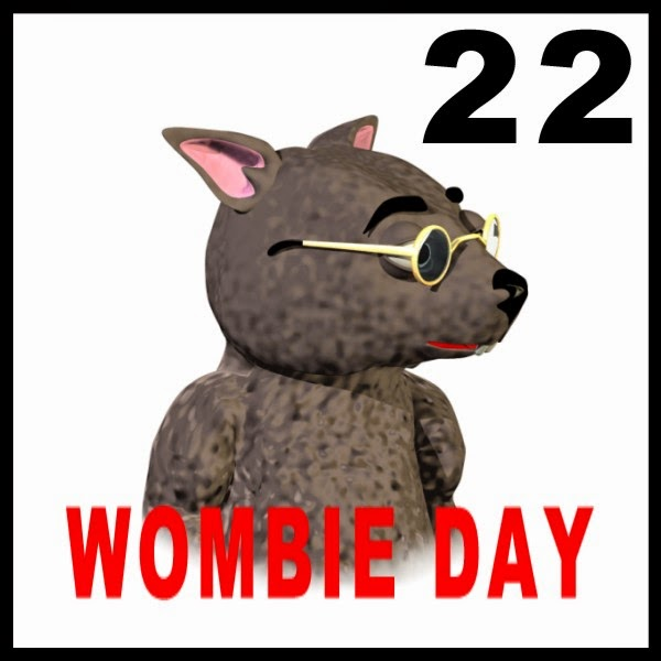 wombat day - oct 22 - wombania.com