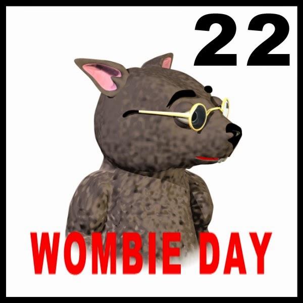 wombat day - oct 22 - wombania.com