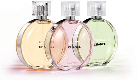 CHANEL CHANCE Eau Tendre Eau Fraiche: Eau de Toilette, Parfum Cheveux, Deodorant e Eau de Toilette Twist and Spray