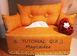 Vuoi realizzare il divanetto porta-veline?