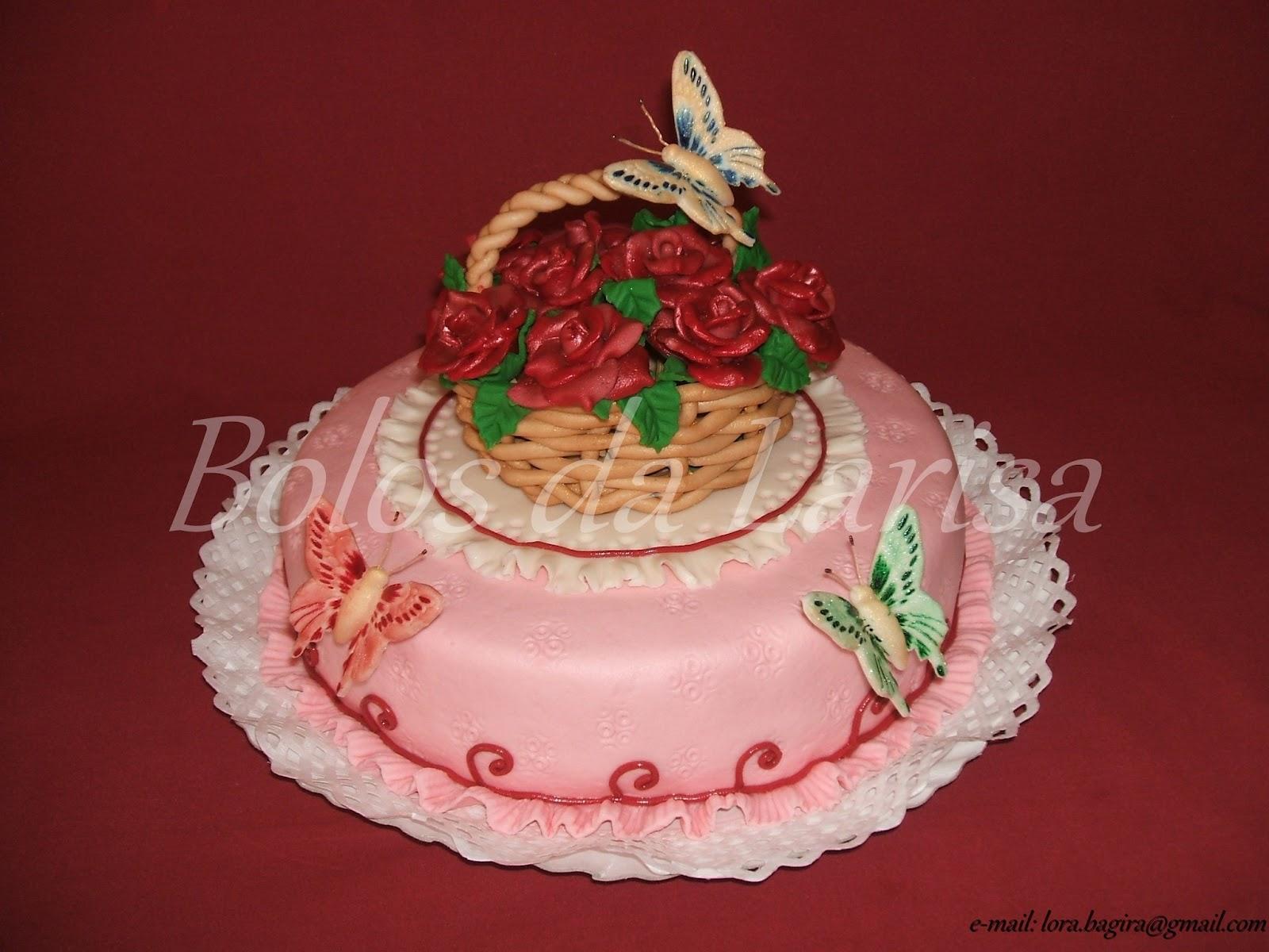 Выпечка торты десерты