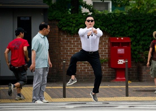 Gangnam Style Trending Topic