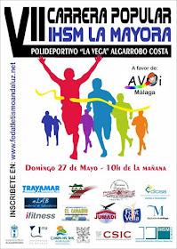 VII Carrera IHSM La Mayora UMA CSIC Algarrobo Costa