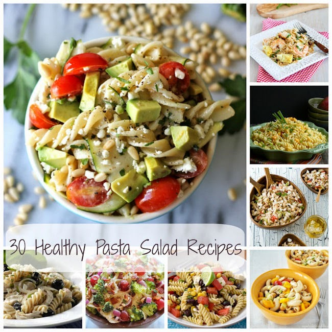 Healthy Pasta Salads