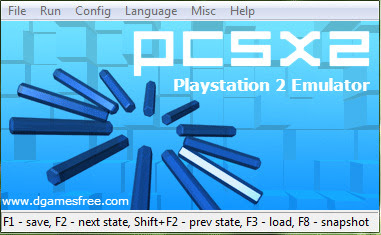 PCSX2 Playstation 2 Emulator