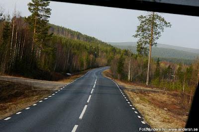 väg Norrland