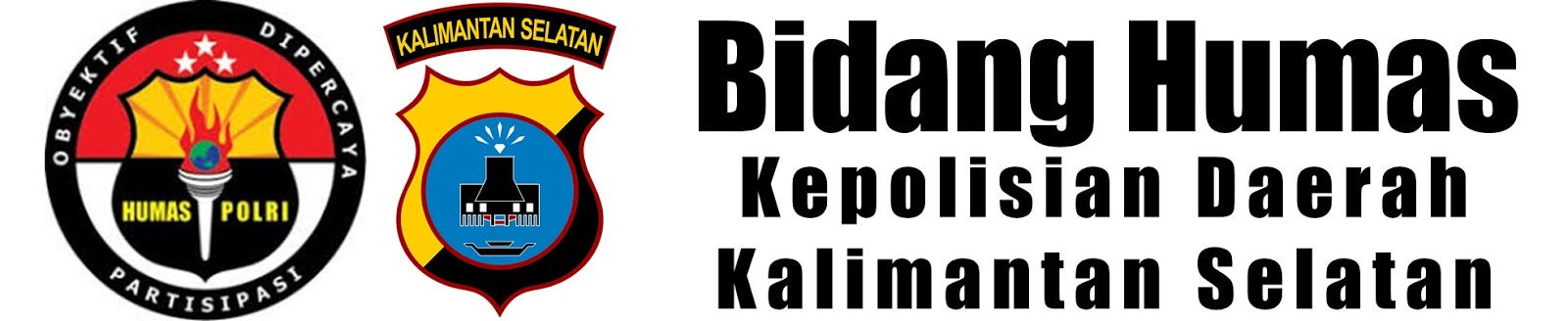 BIDANG HUMAS POLDA KALSEL