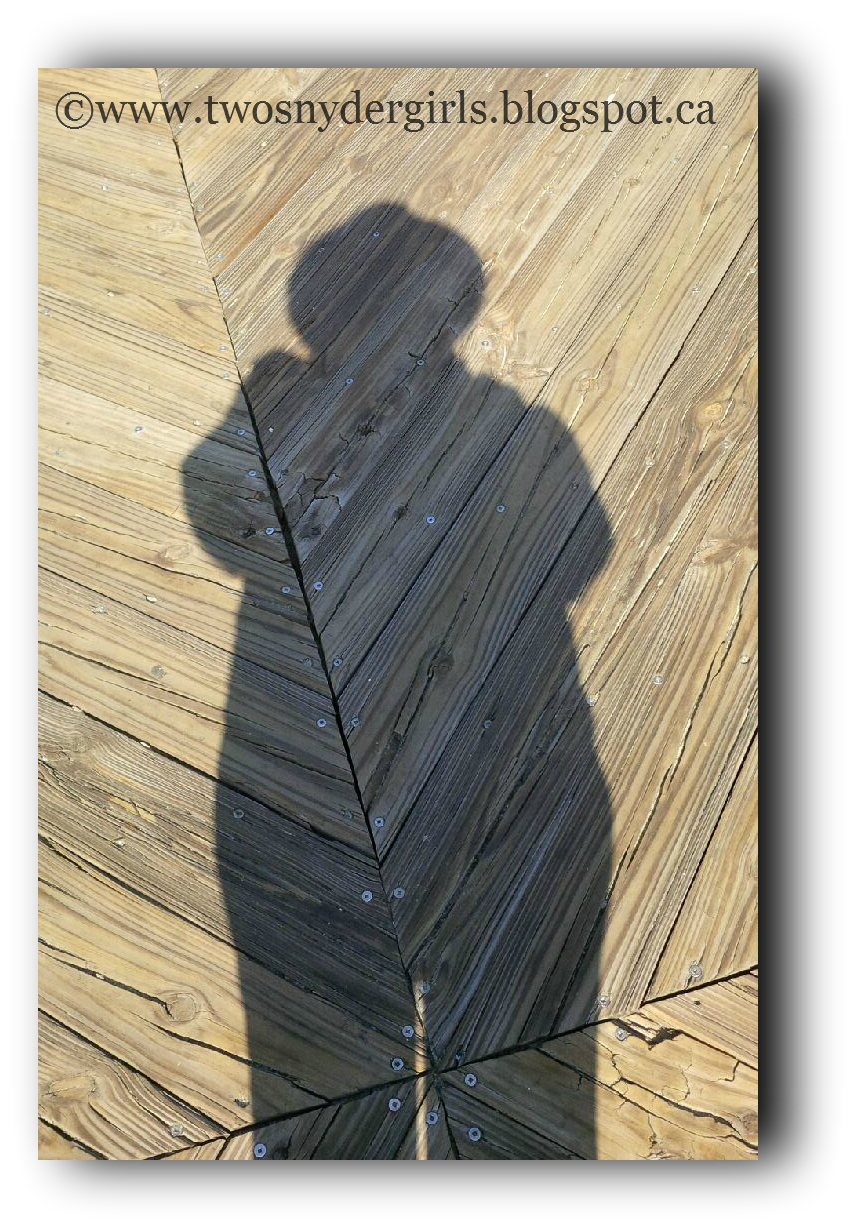 Woman's Shadow