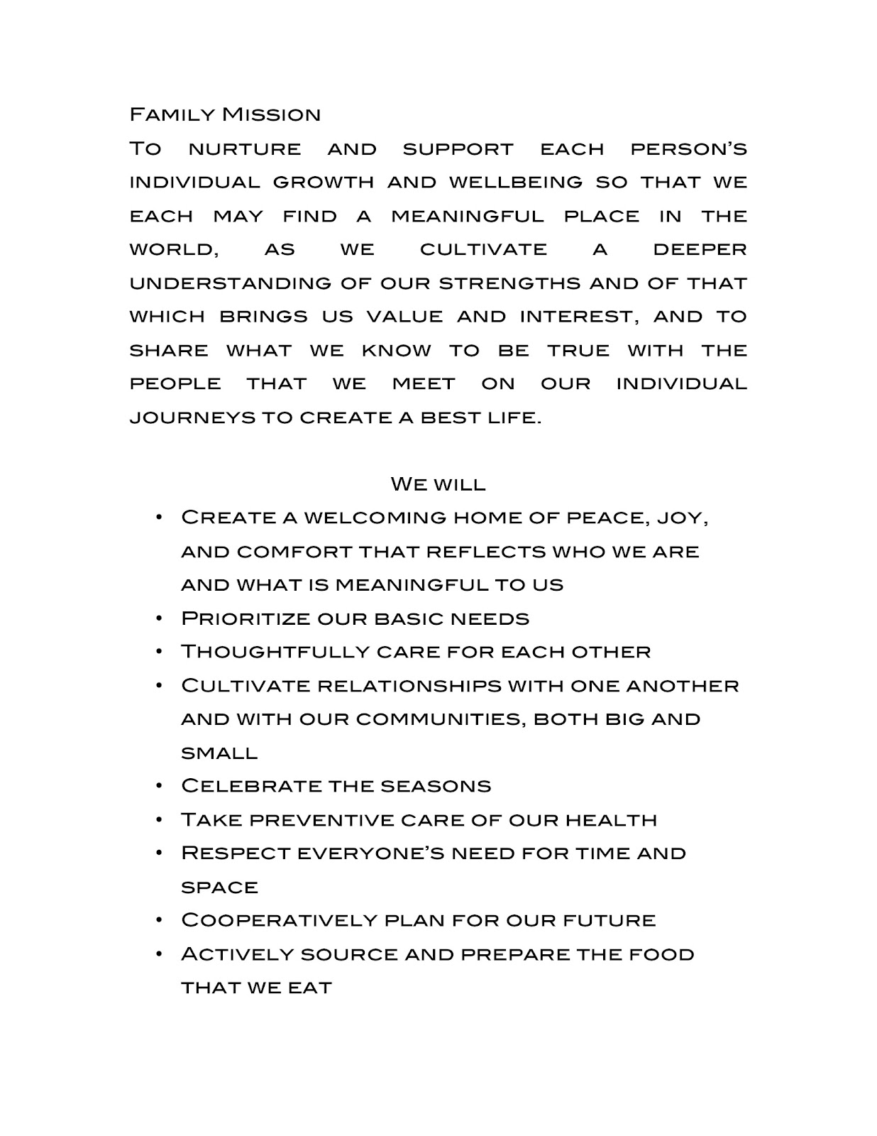 marbles rolling family mission statement page 1 jpg