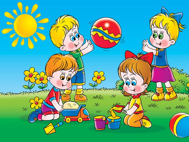 игры на знакомство для детей до 3 лет