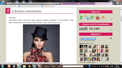 quem são os principais leitores de blogs de moda em Portugal