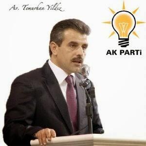 Kartal AK Parti Adayı Temurhan Yıldız