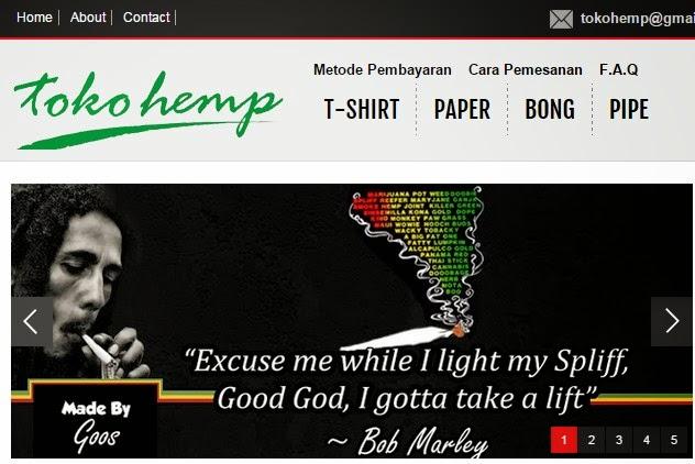 Situs Website Penyedia Brownies Ganja