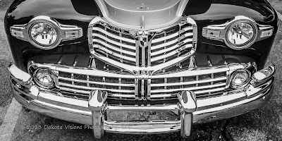 Top 5 Car Show Photography Tips: Lincoln Continental