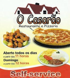 O CASARÃO Restaurante e Pizzaria
