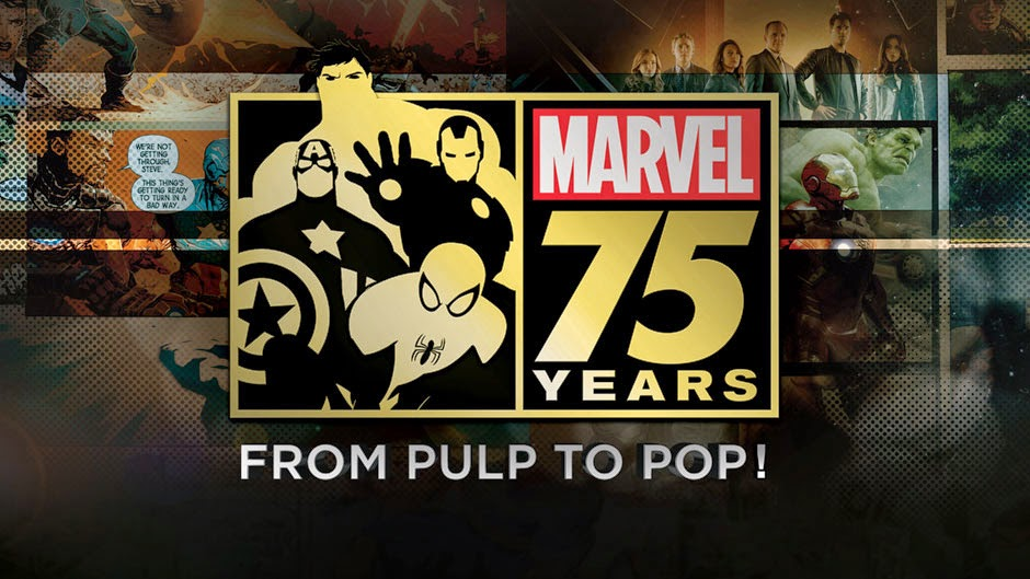 Marvel: From Pulp to Pop - One hour special to air on ABC on November 4th