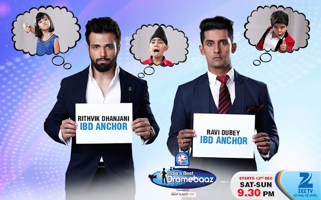 'India's Best Dramebaaz 2015 Season 2' Zee Tv Upcoming Reality Show Plot,Judges,Host and Timing ,Audition