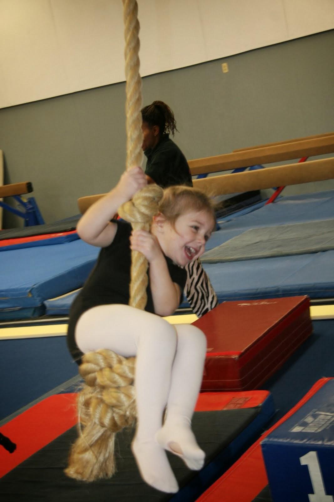 Franny gymnastics