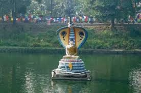 Bodhi Sarovar Bodhgaya India