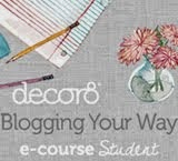 I'M BLOGGING MY WAY