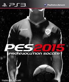 Download - Pro Evolution Soccer 2015 - PS3 - [Torrent]