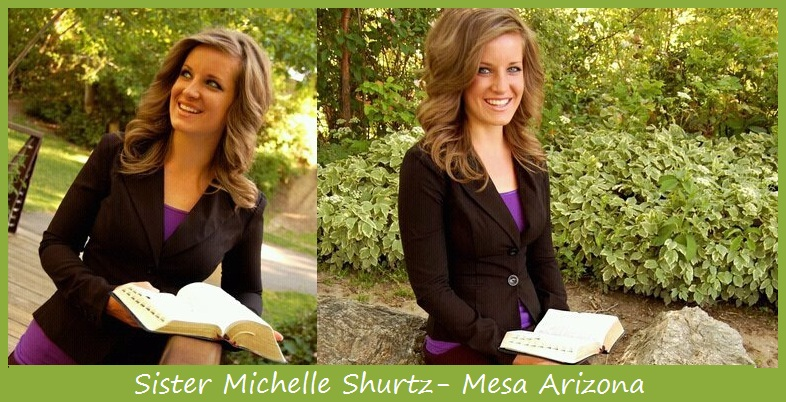Sister Michelle Shurtz