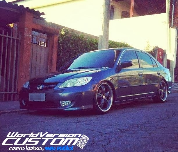 #FanPage: Civic no estilo!
