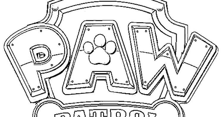 Colorea Tus Dibujos Dibujos De Paw Patrol Para Colorear Y
