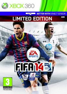FIFA 14 Anterior Portada