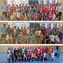 Entrenamientos de Selecciones Provinciales Benjamín, Minibasket, Infantil y Cadete Masculino e Infantil y Cadete Femenino,