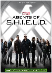 Agents of S.H.I.E.L.D. 3ª Temporada Torrent Legendado (2015)