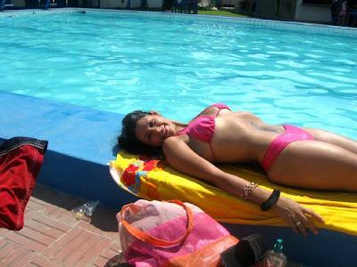 Melissa Chavez Melissa Chavez volvera muy pronto con fuerza al modelaje y las pasarelas.