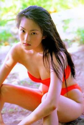 asian girl bikini
