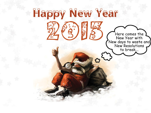 free new year 2013 powerpoint backgrounds 01