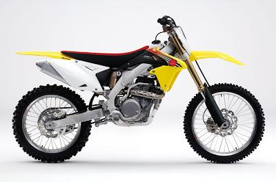 2012 Suzuki RMZ450 Picture