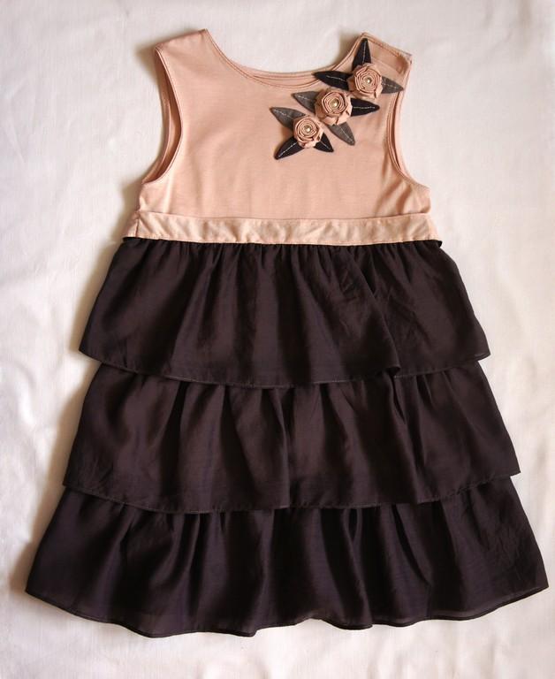 Сшить для дочери платье 99