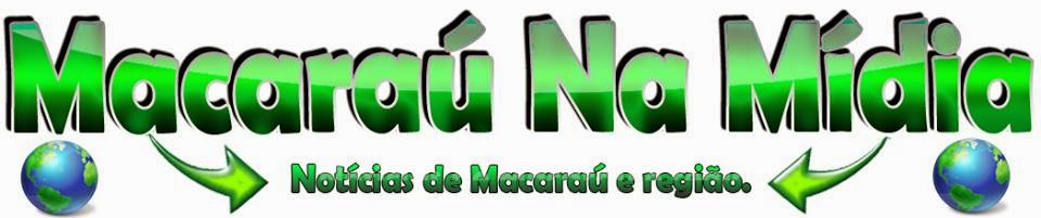Macaraú Na Mídia